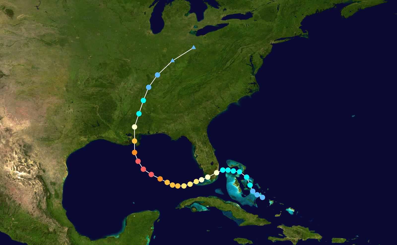 17 2005 Hurricane Katrina
